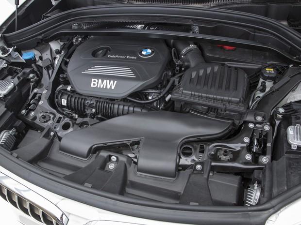 BMW X1 (Foto: Fabio Aro/ Divulgação BMW Group Brasil)