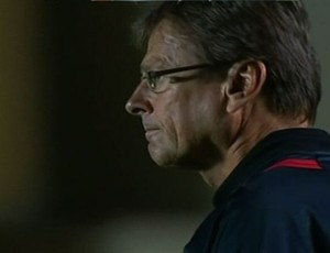 Waldemar Lemos, técnico do Atlético-GO (Foto: Reprodução/PFC)