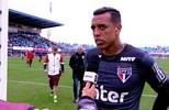 """""""Vento muito forte"""", Sidão explica saída de bola ruim em tiro de meta"""