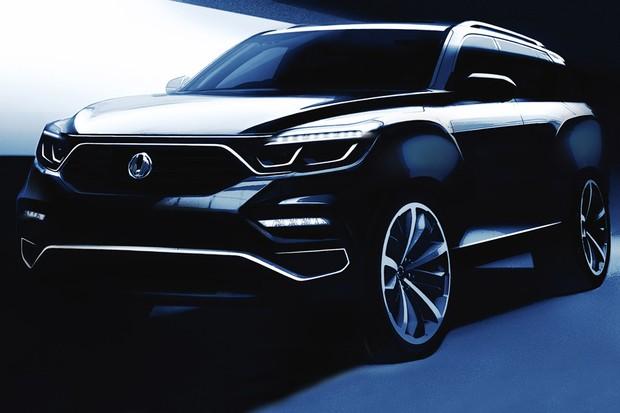 Desenho será parecido com o conceito LIV-2 apresentado no Salão de Paris (Foto: Divulgação)