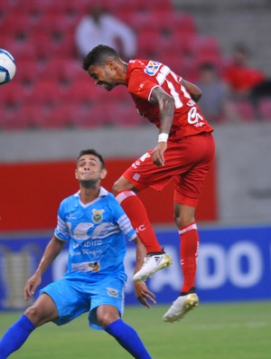 Náutico x Uniclinic Copa do Nordeste (Foto: Aldo Carneiro / Pernambuco Press)