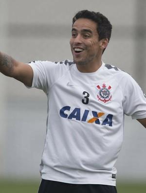 Jadson Corinthians (Foto: Daniel Augusto Jr. / Agência Corinthians)