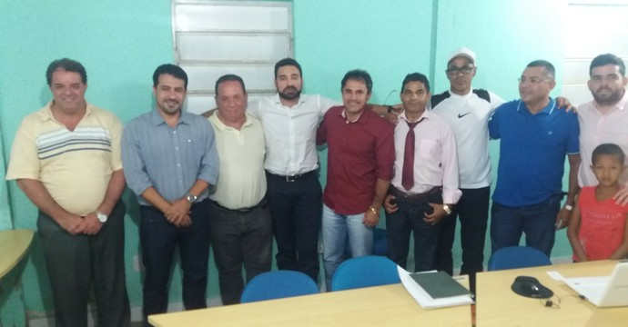 Conselho Deliberativo se reuniu nesta terça-feira (31) para eleição da nova diretoria  (Foto: Divulgação / Ascom Palmas )