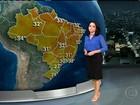 Clima continua chuvoso no Sul do Brasil nesta terça-feira (12)