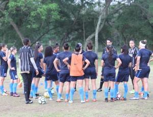 Corinthians no Paraguai - Libertadores feminina