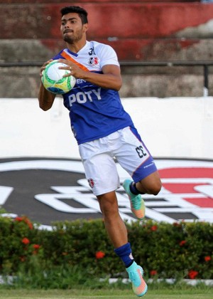 Tony Santa Cruz (Foto: Aldo Carneiro / Pernambuco Press)