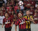 """Jonathan festeja titularidade e início no Atlético-PR: """"Me sinto em casa"""""""