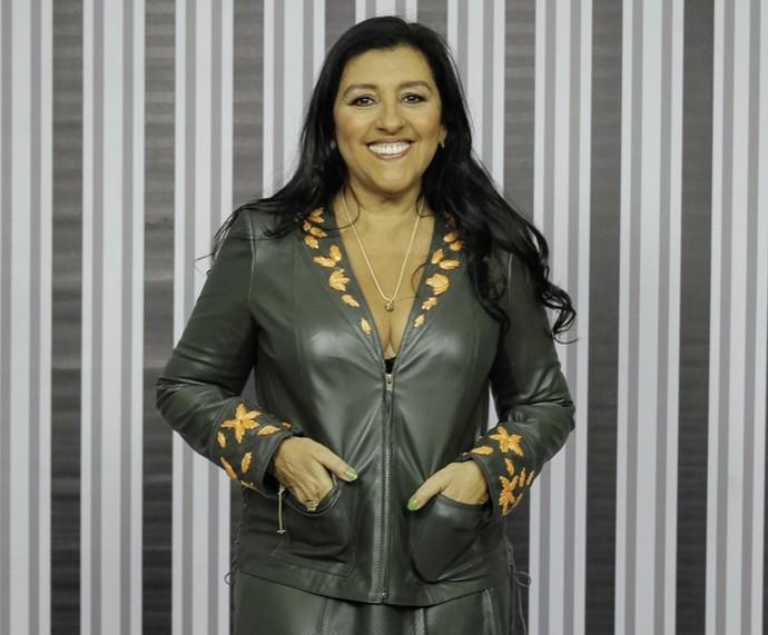 Regina Casé (Foto: João Pedro Januário/TV Globo)