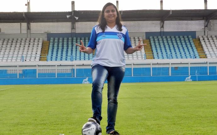 Futebol feminino no Pará ainda luta contra a falta de apoio e preconceito 45d44d157e1dc