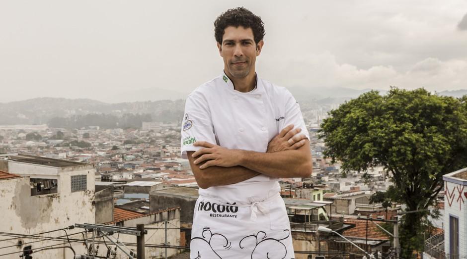 Rodrigo Oliveira, chef do Mocotó (Foto: Divulgação)