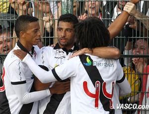 diego souza vasco figueirense (Foto: Marcelo Sadio / Site Oficial do Vasco)