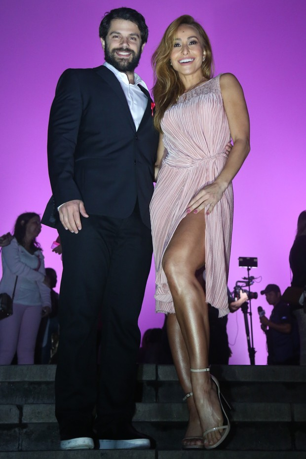 Sabrina Sata e Duda Nagle (Foto: ROBERTO FILHO / BRAZIL NEWS)