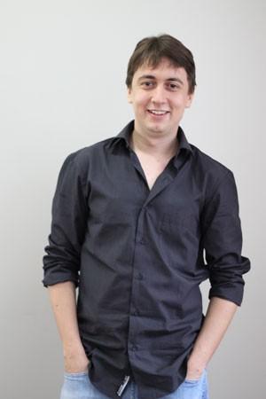 Joseph Bregeiro, cofundador da rede de e-books Widbook (Foto: Divulgação)