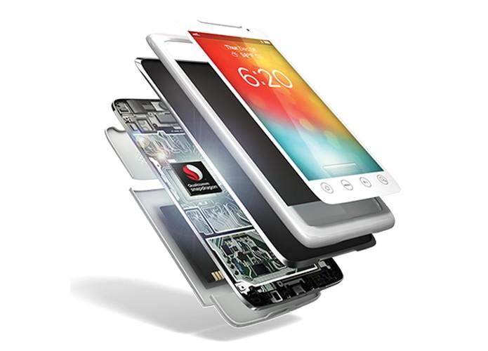 Processador Snapdragon 820 deve equipar celulares top em 2016 (Foto: Divulgação)
