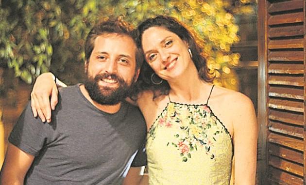 Bianca Byington e Gregorio Duvivier (Foto: Divulgação)