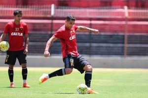 Diego Souza Sport (Foto: Marlon Costa/Pernambuco Press)