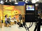 Galpão lembra Jayme Caetano Braun (Daniel Bittencourt/RBS TV)