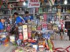 Bombeiros alertam para cuidados com compra e venda de fogos