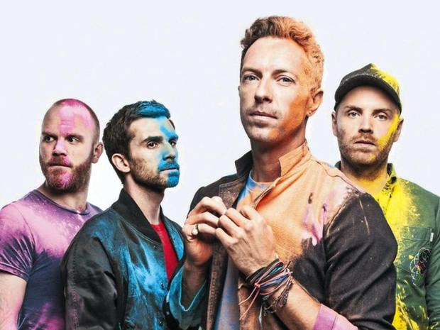 Coldplay lana clipe de 'Up&Up', terceiro single do lbum 'A Head Full of Dreams' (Foto: Divulgao)