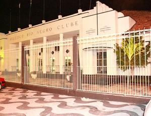 Sede do Rio Negro (Foto: Adeilson Albuquerque/GLOBOESPORTE.COM)