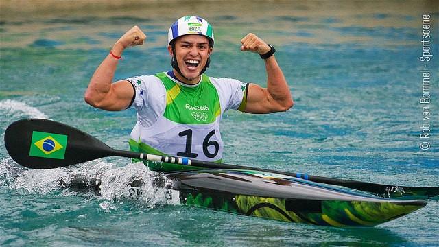 Pedro Henrique, o Pepê (Foto: Flickr Canoagem Brasileira)