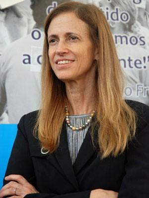 Claudia Costin assumiu a secretaria municipal de Educação do Rio de Janeiro em 2009 (Foto: Secretaria Municipal de Eucação do Rio/ Divulgação)