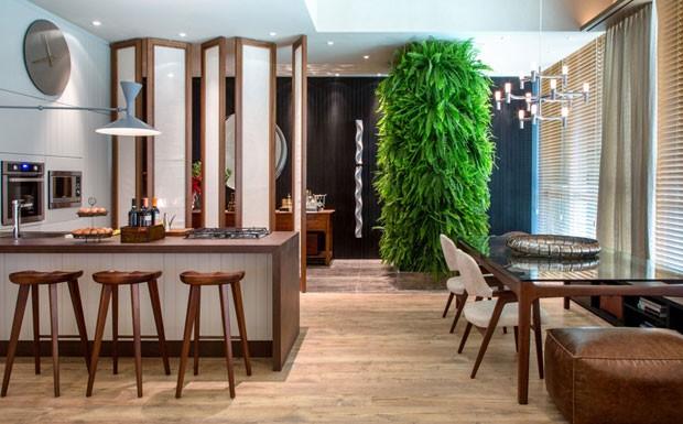 Casa pequena? Veja como ampliar ambientes usando a decorao (Foto: Divulgao / Paola Ribeiro)