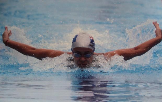 Competidora Mariana Alves  (Foto: Arquivo Pessoal)