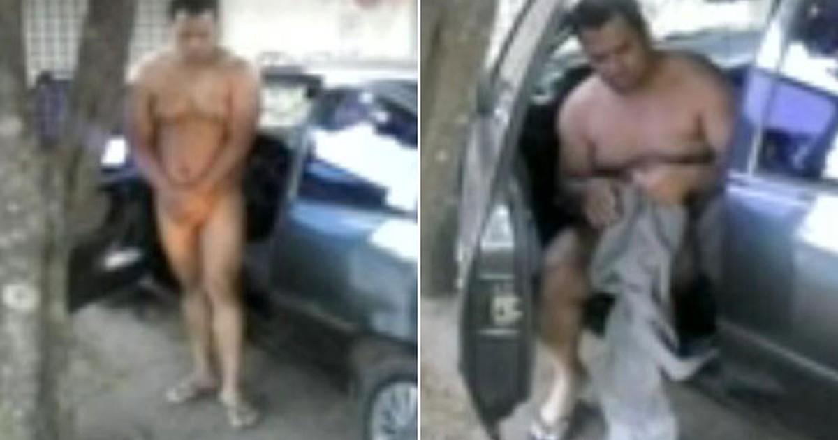 Mecânico nu é preso após se exibir para mulher em rua no DF