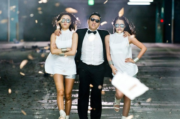 Gangnam Style (Foto: Reprodução)