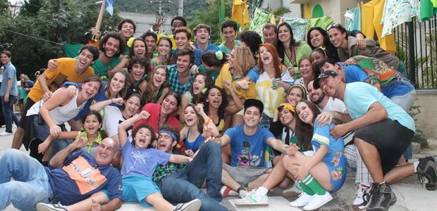 Assista ao musical completo e divirta-se com a turma do Grajaú (Malhação / TV Globo)