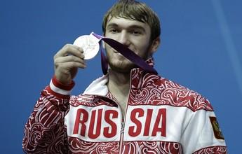 Russo é pego no doping em nova análise e perde prata de Londres 2012