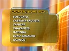 Cadastro biométrico começa em 14 cidades do Centro-Oeste Paulista