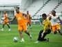 Com Ronaldinho, Cícero e Henrique, Flu treina após derrota para o Sport