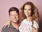 Grávida, Solange Almeida faz ensaio com marido: 'Tanto amor'
