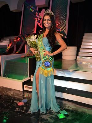 Miss Terra Brasil 2013 (Foto: Welber Skal/Divulgação)