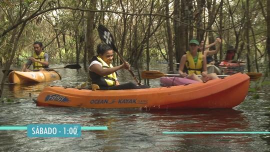 'Zapp' de sábado (20) tem expedição de Caiaque e 'Dupla Identidade'
