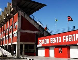 Estádio Bento Freitas, Brasil de Pelotas