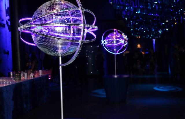 A decoração do Baile Vogue 2017 (Foto: David Mazzo)