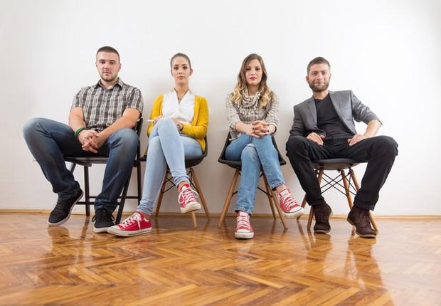 entrevista de emprego, emprego, trabaho, jovens, millenial, millenials (Foto: Thinkstock)