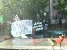 Estudantes chilenos protestam mesmo com envio de lei ao Congresso