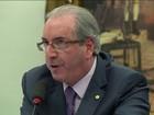 Cunha se defende pessoalmente na CCJ contra pedido de cassação
