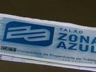 Prazo para usar Zona Azul em papel é prorrogado até 4 de dezembro