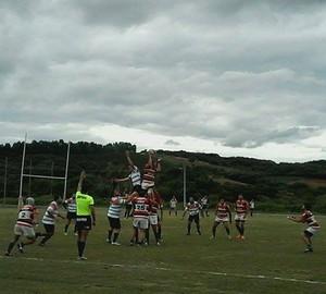 Federal Rugby x Uberlândia Rugby Mineiro XV 2015 2 (Foto: Amanda Ank/ Divulgação)