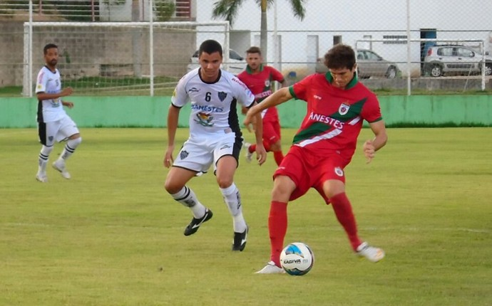 Campeonato Capixaba 2016: Real Noroeste x Atlético-ES (Foto: Karen Porto/CA Itapemirim)