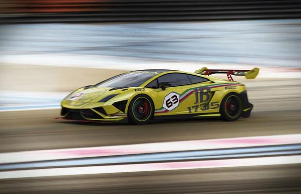 Lamborghini Gallardo Race (Foto: Lamborghini)