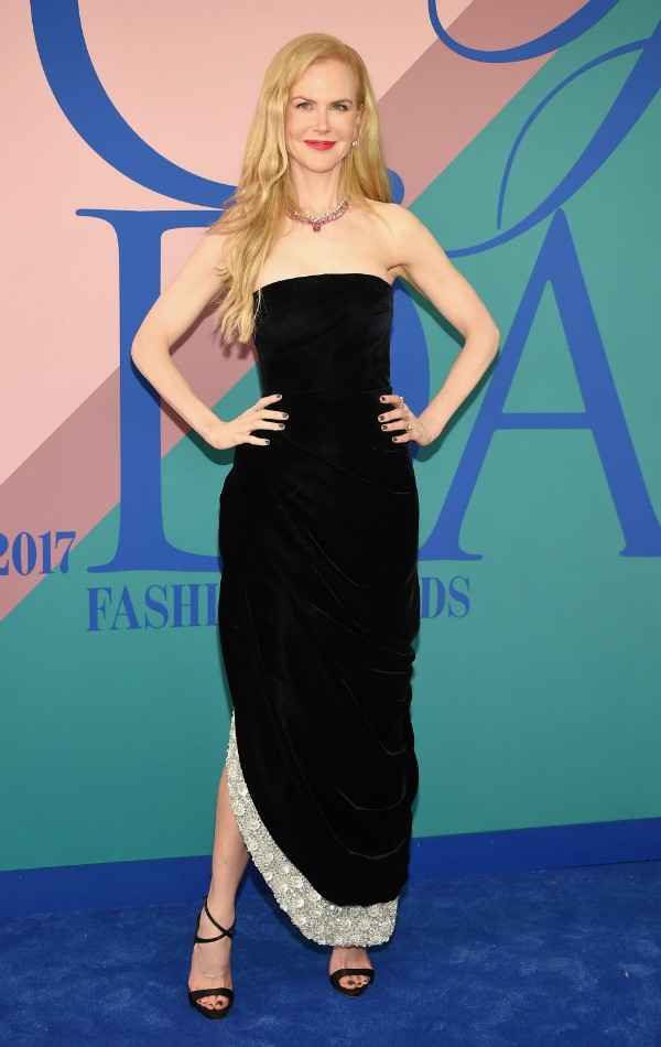 Nicole Kidman no CFDA (Foto: Getty Images)