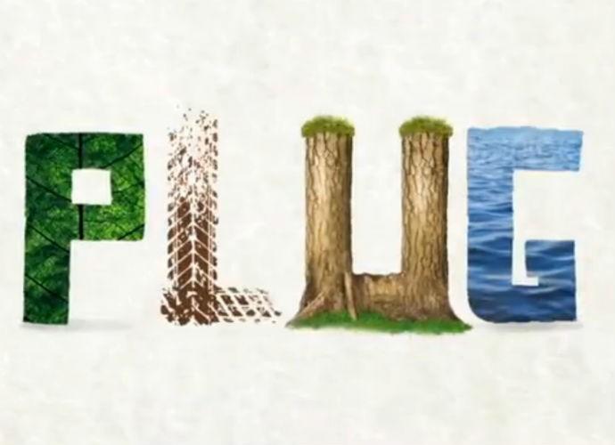 Logo do Plug (Foto: Divulgação/RPC)