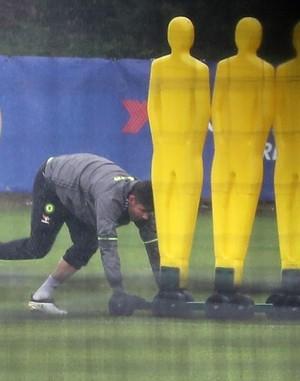 Diego Costa Chelsea (Foto: Jim Bennett / Reprodução Daily Mail)