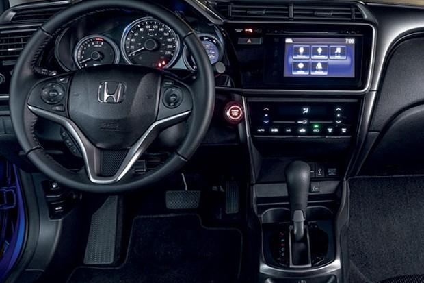 Honda City (Foto:  )